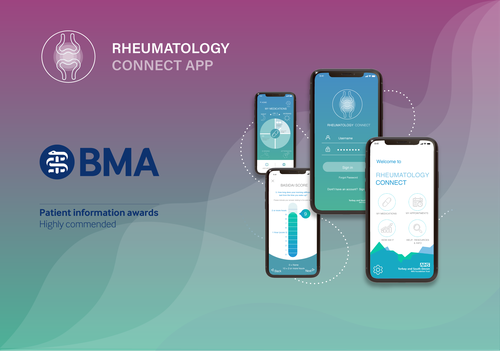 Rheumatology Connect App
