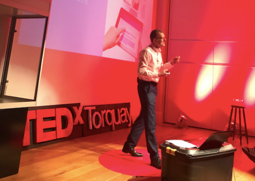 TEDx Talk: An Entrepreneurial Challenge
