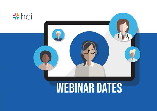 NHSX Video Library: Onboarding Webinar Schedule
