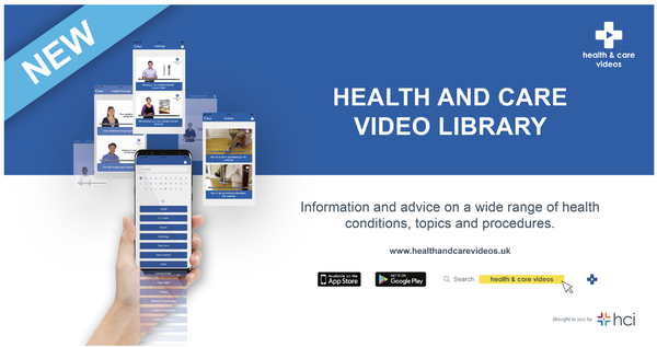 NHSX Video Library Launch
