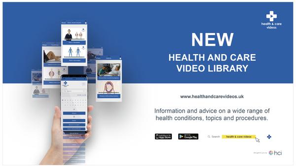 HCV App Library