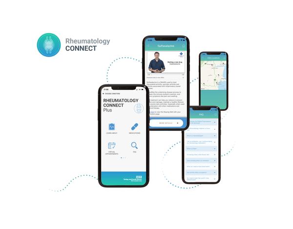 Rheumatology Connect App